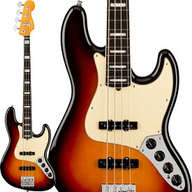 Fender American Ultra Jazz Bass (Ultraburst/Rosewood) [Made In USA] 【ikbp5】