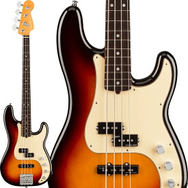 Fender American Ultra Precision Bass (Ultraburst/Rosewood) [Made In USA] 【ikbp5】
