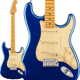 Fender American Ultra Stratocaster (Cobra Blue/Maple) [Made In USA] 【ikbp5】