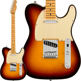 Fender American Ultra Telecaster (Ultraburst/Maple) [Made In USA] 【ikbp5】