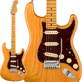 Fender American Ultra Stratocaster Ash (Aged Natural/Maple) [Made In USA] 【ikbp5】