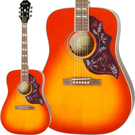 Epiphone by Gibson Hummingbird PRO (Faded Cherry Burst) 【数量限定エピフォン・アクセサリーパック・プレゼント】
