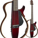 YAMAHA SLG200S (Crimson Red Burst) [サイレントギター/スチール弦モデル] 【送料無料】