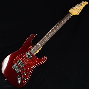 Suhr Guitars J Select Classic S HH Thornbucker (Black Cherry Metallic) [SN.JS3J8W]