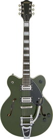 GRETSCH G2622T Streamliner Center Block with Bigsby (Torino Green)