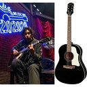 Epiphone by Gibson Kazuyoshi Saito J-45 Outfit (Ebony) 【数量限定エピフォン・アクセサリーパック・プレゼント】 【5月末以降順次…