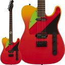 Fender Made in Japan 2020 Evangelion Asuka Telecaster (Asuka Red) [Made in Japan] 【9月以降入荷予定分】
