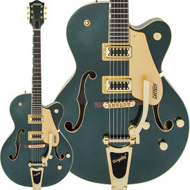 GRETSCH Electromatic Collection G5420TG Limited Edition Electromatic Hollow Body Single-Cut with Bigsby (Cadillac Green)