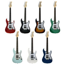 Bacchus(バッカス)エレキギター UNIVERSE Series GS-Mini [スモールサイズ・エレキギター] 【期間限定特別価格】