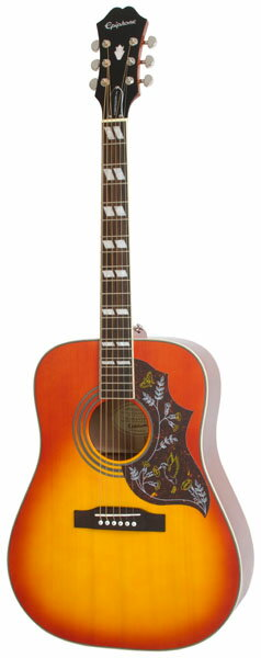 Epiphone by Gibson Hummingbird PRO (Faded Cherry Burst) 【限定タイムセール】