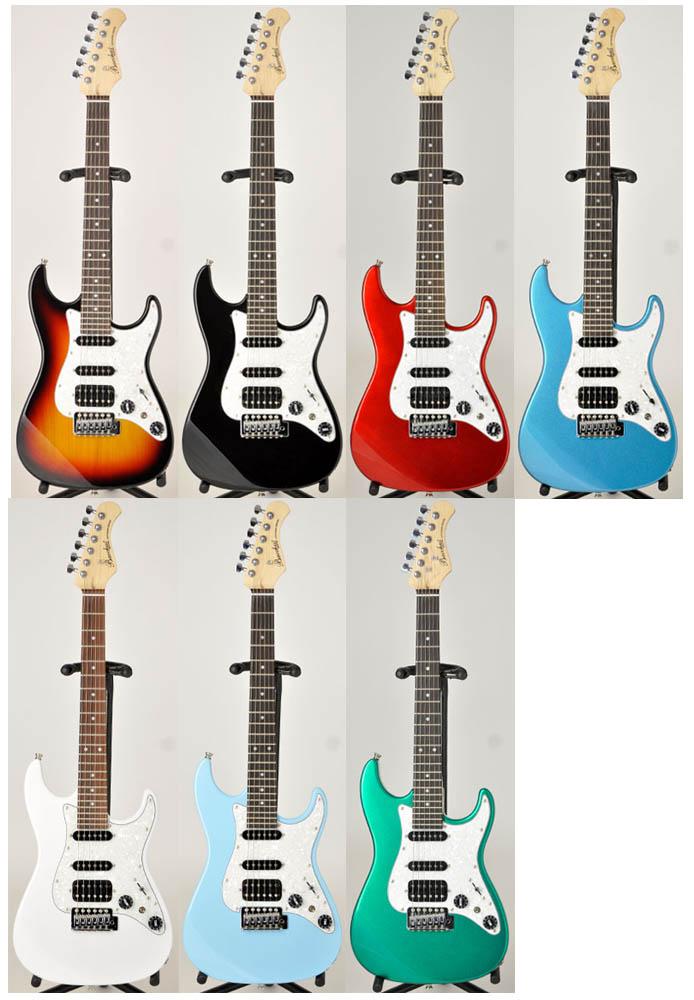 Bacchus UNIVERSE Series GS-Mini [スモールサイズ・エレキギター] 【期間限定特別価格】