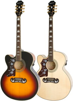 Epiphone by Gibson Limited Edition EJ-200SCE [Left-Handed]