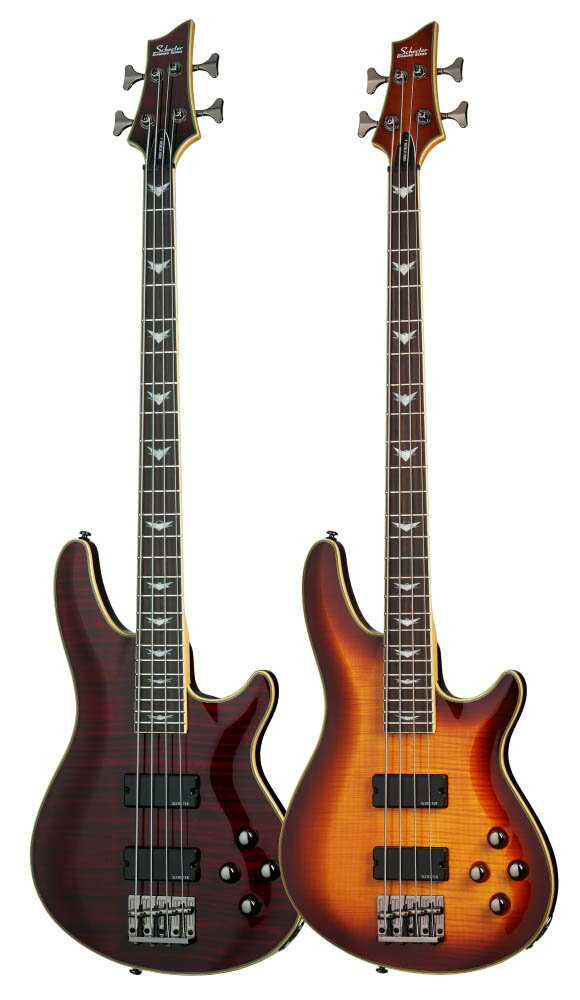SCHECTER Omen Extreme-4st [AD-OM-EXT-4] 【数量限定スペシャルプライス】