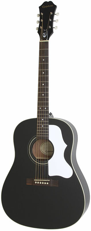 Epiphone by Gibson Limited Edition 1963 EJ-45 (Ebony) 【エピフォン特製クリップ式ストロボチューナープレゼント】 【数量限定エピフォン・アクセサリーパック・プレゼント】 【HxIv17_03】