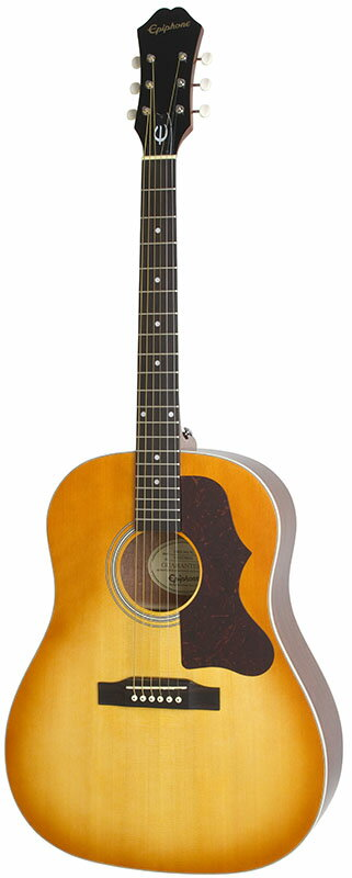 Epiphone by Gibson Limited Edition 1963 EJ-45 (Faded Cherry Sunburst) 【エピフォン特製クリップ式ストロボチューナープレゼント】 【数量限定エピフォン・アクセサリーパック・プレゼント】