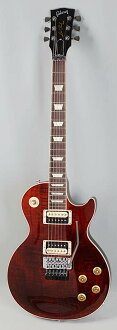 Gibson Les Paul Traditional Pro II w/Floyd Rose (Merlot) #118140334