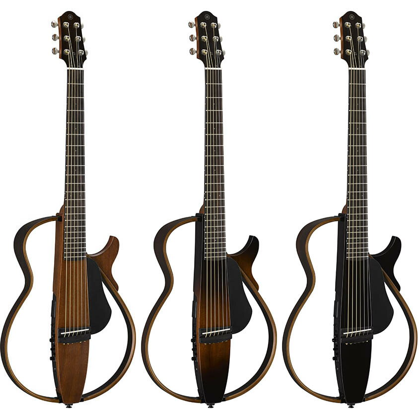 YAMAHA SLG200S [サイレントギター/スチール弦モデル] 【送料無料】 【ikbp5】