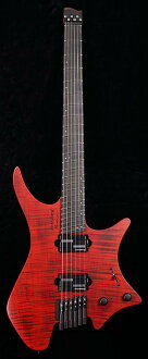 Strandberg Boden J-Series J6 (Red) [Made in Japan]