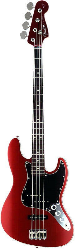 Fender Japan Exclusive Series Aerodyne Jazz Bass (Old Candy Apple Red) 【ikbp5】