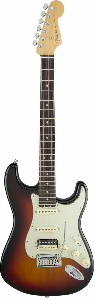 "Fender American Elite Stratocaster HSS Shawbucker (3-Color Sunburst/Rosewood) [Made In USA] 【大幅プライスダウン!】 【フェンダー""Fシリーズ""ギグバッグプレゼント!】 【ポイント5倍】"