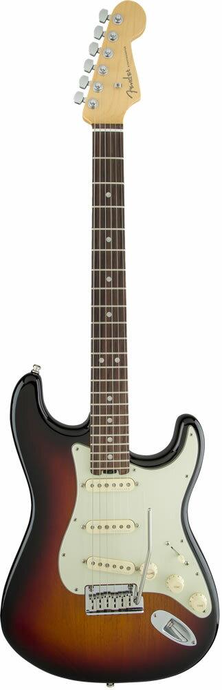 "Fender American Elite Stratocaster (3-Color Sunburst/Rosewood) [Made In USA] 【大幅プライスダウン!】 【フェンダー""Fシリーズ""ギグバッグプレゼント!】 【ポイント5倍】"