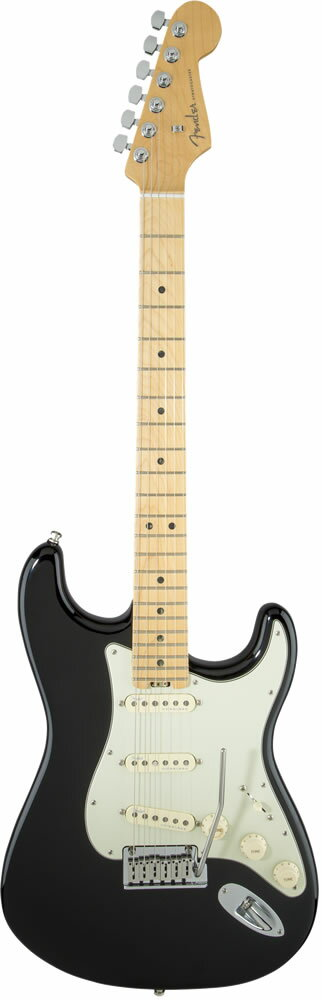 "Fender American Elite Stratocaster (Mystic Black/Maple) [Made In USA] 【大幅プライスダウン!】 【フェンダー""Fシリーズ""ギグバッグプレゼント!】 【ポイント5倍】"