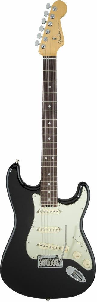 "Fender American Elite Stratocaster (Mystic Black/Rosewood) [Made In USA] 【大幅プライスダウン!】 【フェンダー""Fシリーズ""ギグバッグプレゼント!】 【ポイント5倍】"