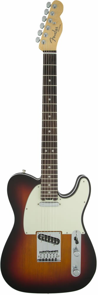 "Fender American Elite Telecaster (3-Color Sunburst/Rosewood) [Made In USA] 【大幅プライスダウン!】 【フェンダー""Fシリーズ""ギグバッグプレゼント!】 【ポイント5倍】"