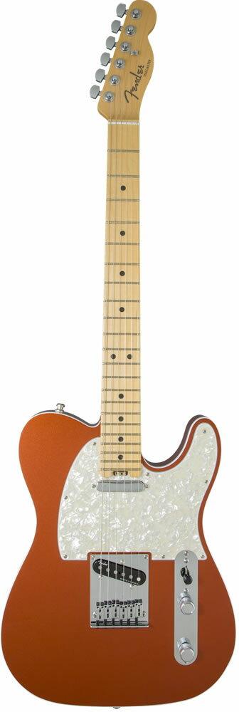 "Fender American Elite Telecaster (Autumn Blaze Metallic/Maple) [Made In USA] 【大幅プライスダウン!】 【フェンダー""Fシリーズ""ギグバッグプレゼント!】 【ポイント5倍】"