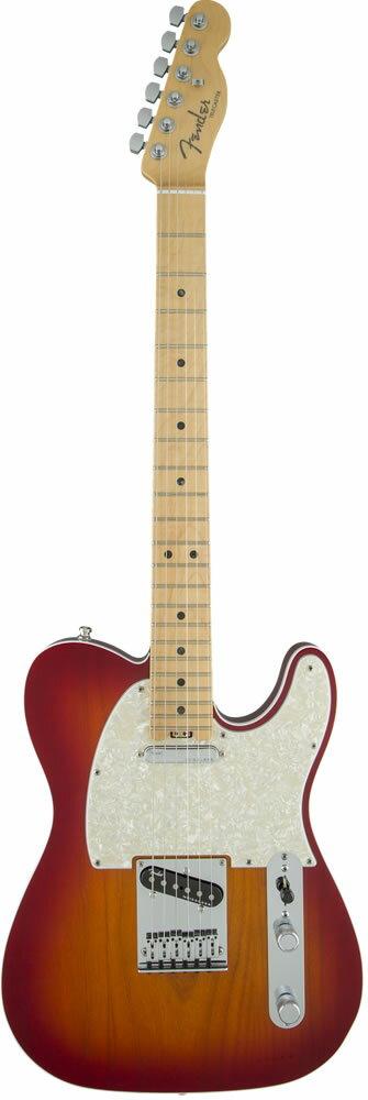 "Fender American Elite Telecaster (Aged Cherry Burst/Maple) [Made In USA] 【大幅プライスダウン!】 【フェンダー""Fシリーズ""ギグバッグプレゼント!】 【ポイント5倍】"