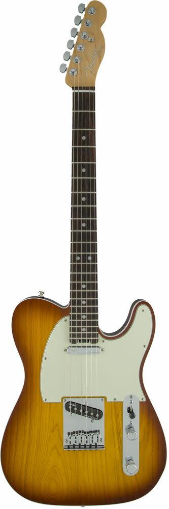 Fender American Elite Telecaster (Tobacco Sunburst/Rosewood) [Made In USA] 【大幅プライスダウン!】 【ポイント5倍】