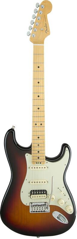 "Fender American Elite Stratocaster HSS Shawbucker (3-Color Sunburst/Maple) [Made In USA] 【大幅プライスダウン!】 【フェンダー""Fシリーズ""ギグバッグプレゼント!】 【ポイント5倍】"