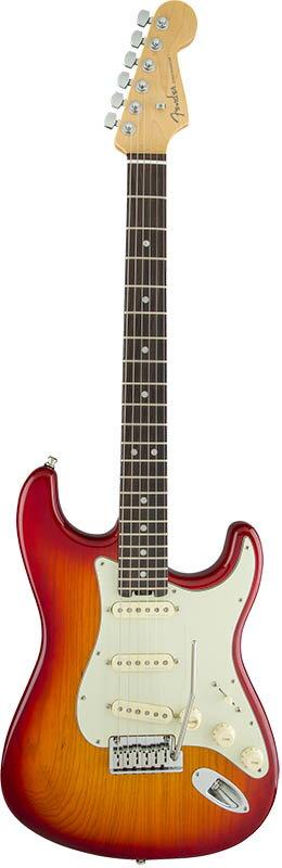 "Fender American Elite Stratocaster (Aged Cherry Burst/Rosewood) [Made In USA] 【大幅プライスダウン!】 【フェンダー""Fシリーズ""ギグバッグプレゼント!】 【ポイント5倍】"