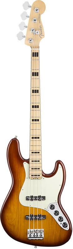 """Fender American Elite Jazz Bass (Tobacco Sunburst/Maple) [Made In USA] 【大幅プライスダウン!】 【フェンダー""""Fシリーズ""""ギグバッグプレゼント!】 【ポイント5倍】"""