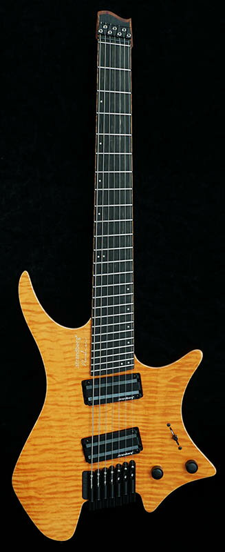 Strandberg Boden J7 Custom (Trans Orange) [May 2016 Collection] 【PGC-OTHERS】
