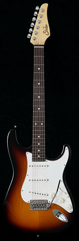 Suhr Guitars Pro Series Classic Pro (3 Tone Burst/Rosewood) [#JST9F9F] 【PGC-OTHERS】
