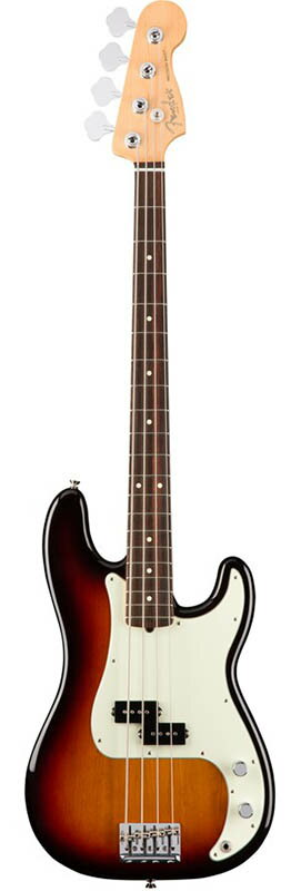 """Fender American Professional Precision Bass (3-Color Sunburst/Rosewood) [Made In USA] 【フェンダー""""Fシリーズ""""ギグバッグプレゼント!】 【ポイント5倍】"""