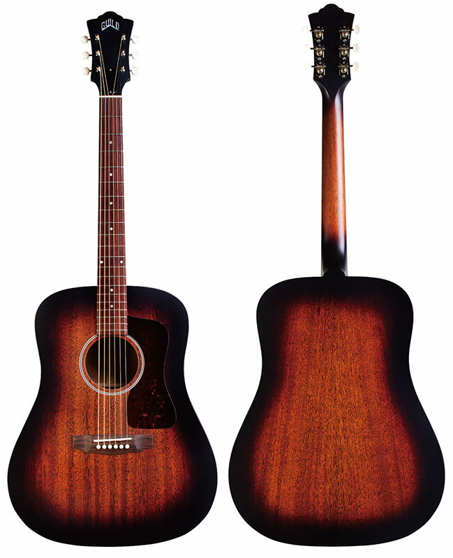 GUILD D-20 [Made In USA] (Vintage Sunburst)