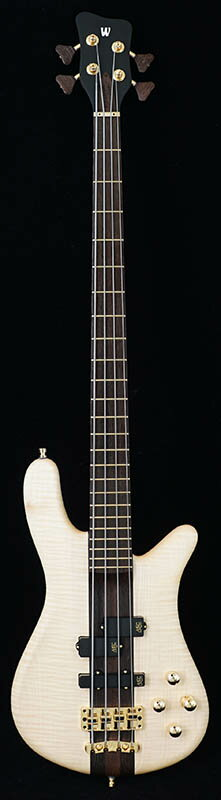 "Warwick Custom Shop Streamer Stage I ""Hand-Selected AAA Flamed Maple/Light Weight Body"" [# L162173-16] 【特価】"