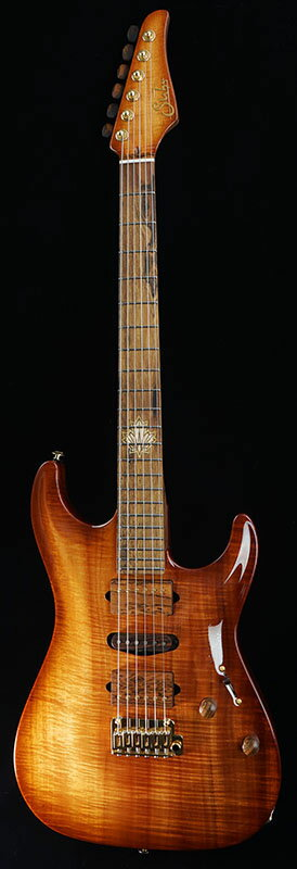 Suhr Guitars The 2015 Collection DESIGN INSPIRED BY NATURE Curly Koa Standard Carve Top [#27150] 【PGC-OTHERS】