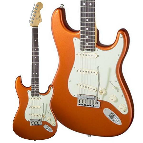 "Fender American Elite Stratocaster (Autumn Blaze Metallic/Rosewood) [Made In USA] 【大幅プライスダウン!】 【フェンダー""Fシリーズ""ギグバッグプレゼント!】 【ポイント5倍】"