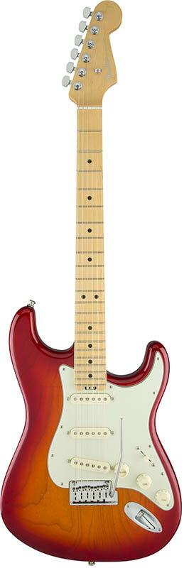 "Fender American Elite Stratocaster (Aged Cherry Burst/Maple) [Made In USA] 【大幅プライスダウン!】 【フェンダー""Fシリーズ""ギグバッグプレゼント!】 【ポイント5倍】"