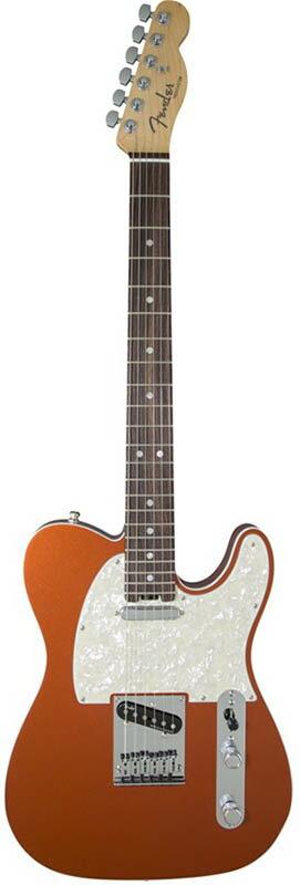 "Fender American Elite Telecaster (Autumn Blaze Metallic/Rosewood) [Made In USA] 【大幅プライスダウン!】 【フェンダー""Fシリーズ""ギグバッグプレゼント!】 【ポイント5倍】"