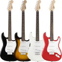 Squier by Fender Bullet Stratocaster Hard Tail 【期間限定★送料無料】