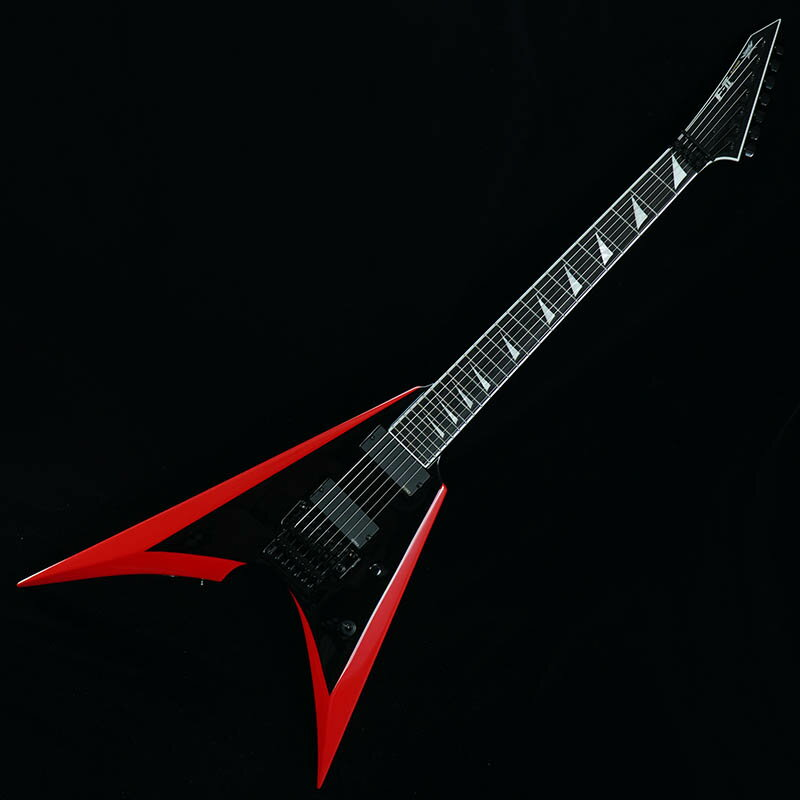 E-II ARROW-7 BABYMETAL (Black/Red bevel) [ESP×BABYMETAL Collaboration Model] 【限定タイムセール】