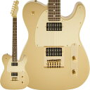 Squier by Fender J5 Telecaster (Frost Gold) 【特価】 【生産完了ラストチャンス!】