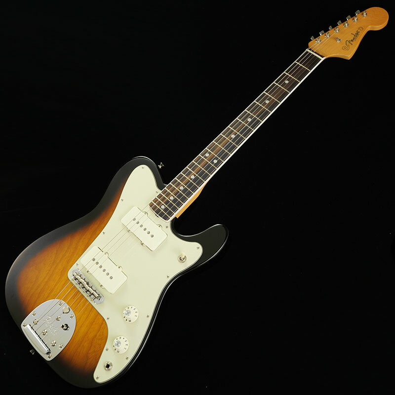 Fender Limited Edition Jazz-Tele (2-Color Sunburst/Rosewood) [Made In USA] 【ikbp5】