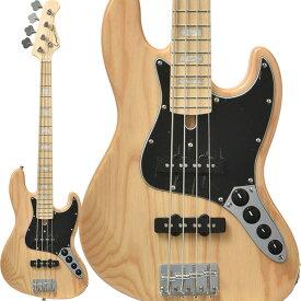 "Compact Bass CJB-70s ASH/Active ""アクティヴ回路搭載仕様"" (NAT/M) [スモールサイズの本格派!大人気コンパクトベース]"