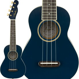 "Fender Acoustics(フェンダー・アコースティックス) アコースティックギター Grace VanderWaal ""Moonlight"" Soprano Uke 【数量限定特価】 【未展示品】【ikbp5】"