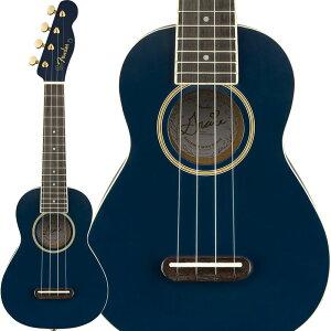 """Fender Acoustics Grace VanderWaal ¥""Moonlight¥"" Soprano Uke 【ikbp5】"""
